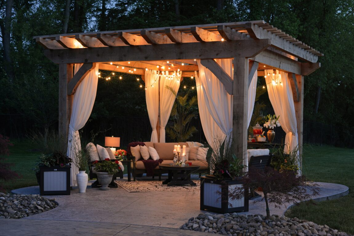Outdoor Space Trends For 2021